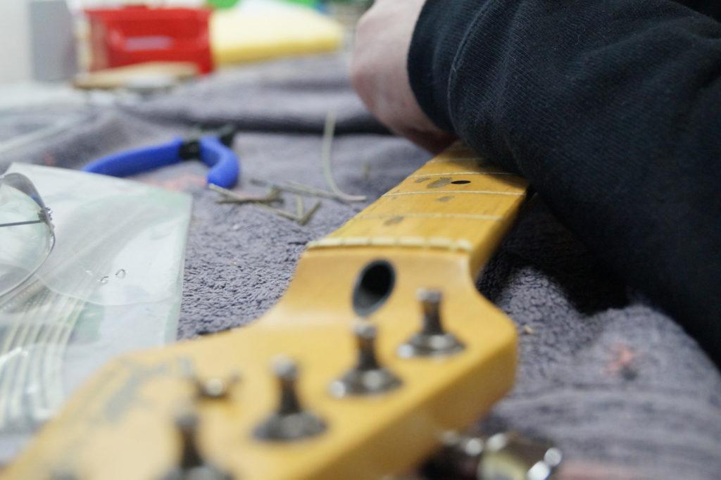 Werkstatt für Gitarren